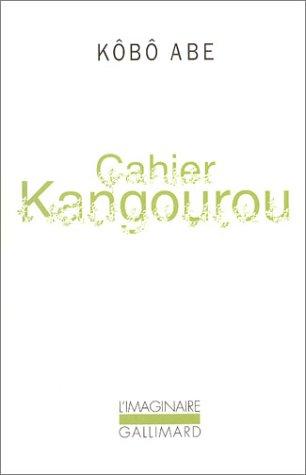 Cahier kangourou: ABE KÔBÔ