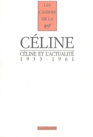 Celine et l'actualite: Celine