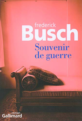 Souvenir de guerre (French Edition) (2070769003) by [???]