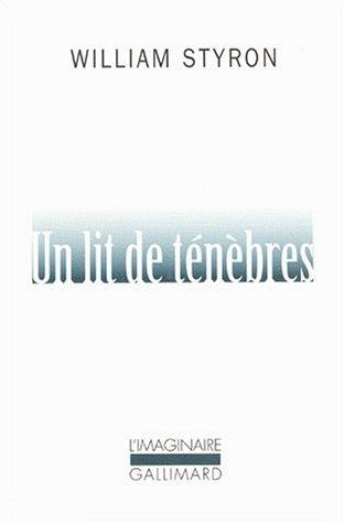 9782070770625: Un lit de ténèbres (French Edition)