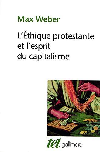 9782070771097: L'éthique protestante et l'esprit du capitalisme, suivi d'autres essais