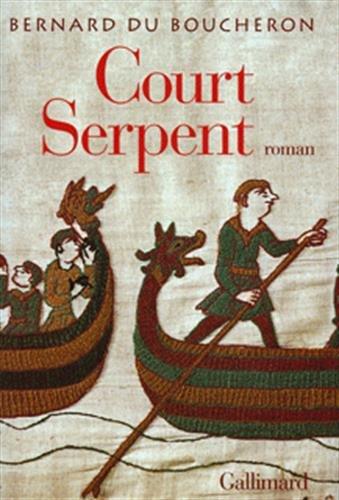 9782070771257: Court Serpent