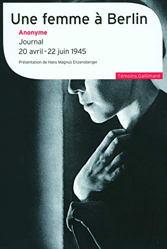 9782070771820: Une femme à Berlin (French Edition)