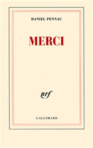 9782070772391: Merci (French Edition)