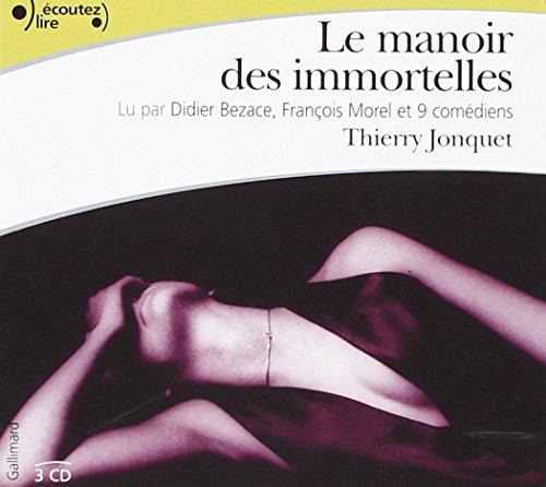 9782070773879: Le Manoir des Immortelles CD (French Edition)