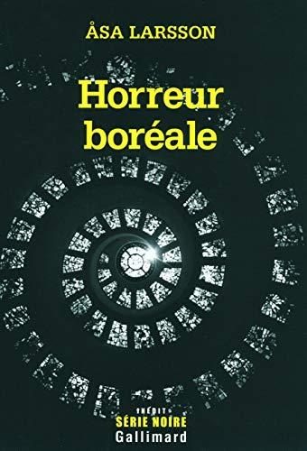 Horreur boréale (French Edition): Asa Larsson