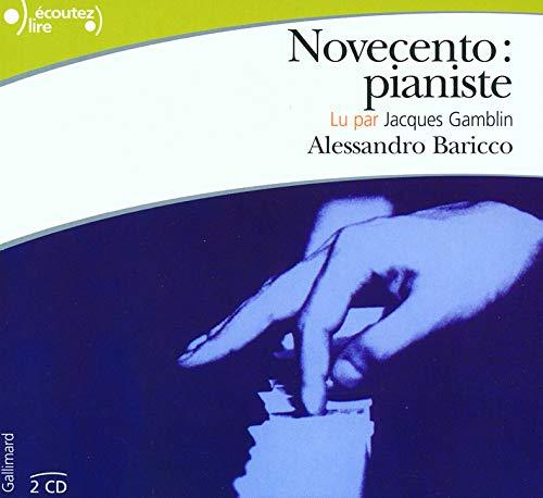 NOVECENTO PIANISTE CD: BARICCO ALESSANDRO