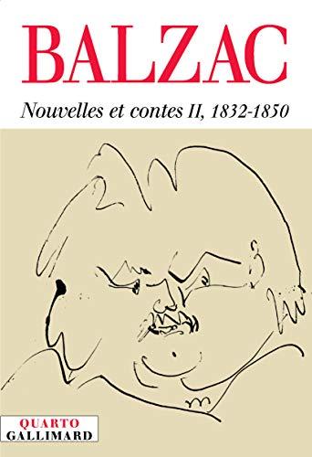 9782070775408: Nouvelles et contes (Tome 2-1832-1850)