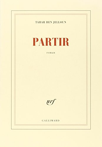 9782070776474: Partir (French Edition)