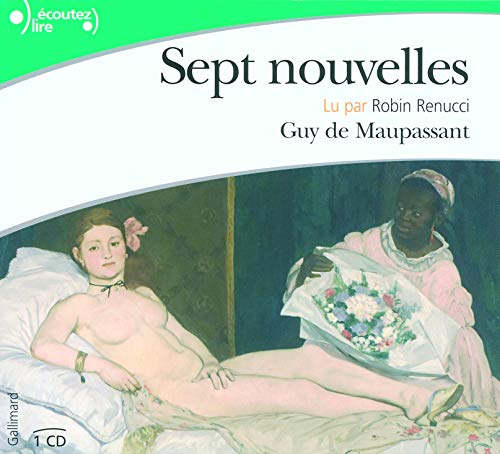 9782070776603: Sept Nouvelles (French Edition)