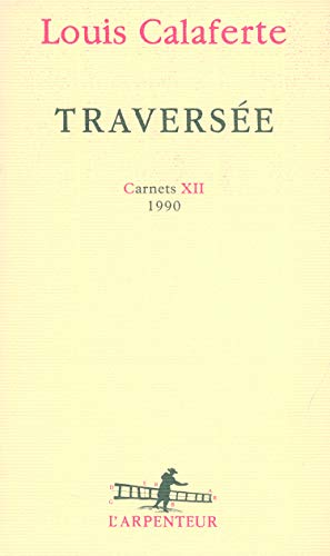 9782070776887: Traversée (French Edition)