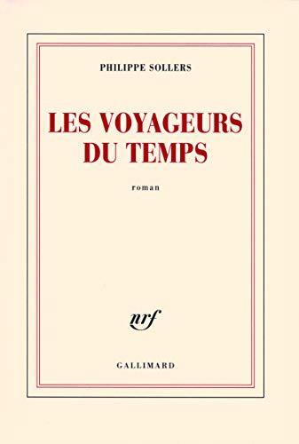 9782070779772: Les voyageurs du temps (French Edition)