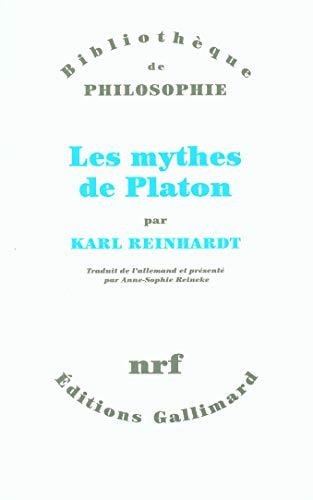 9782070781713: Les mythes de Platon (French Edition)