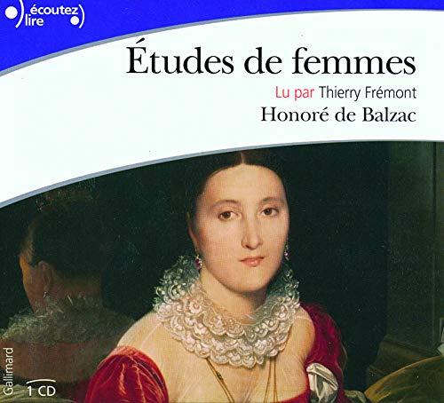 9782070782741: Etudes de Femmes