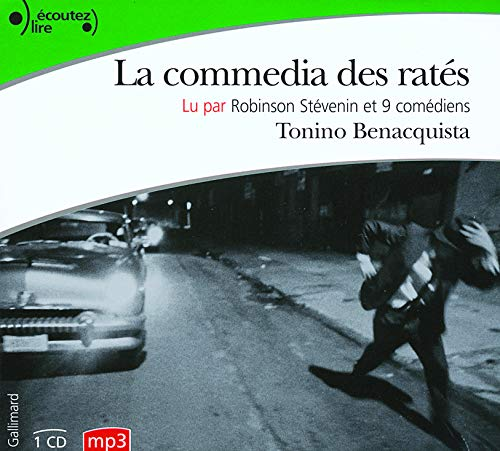 La Commedia des Rates CD (French Edition): Benacquista Ton