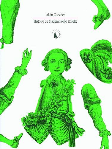 9782070782932: Histoire de Mademoiselle Rosette: Testament cass� d'un homme qui croyait �tre fille