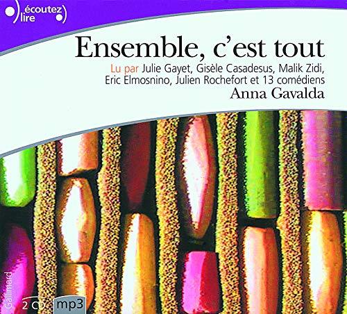 9782070784295: Ensemble, c'est tout. 2 Mp3-CDs (French Edition)