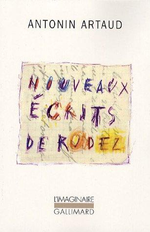 9782070784486: Nouveaux �crits de Rodez