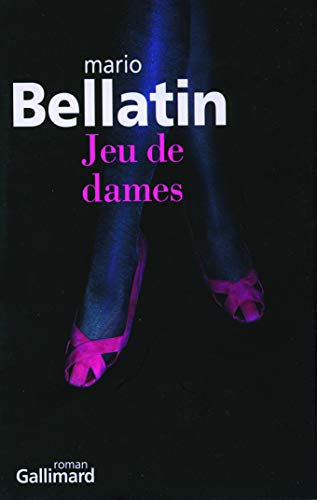Jeu de dames (French Edition): Mario Bellatin