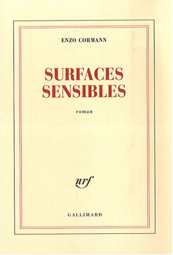 9782070785599: Surfaces sensibles (French Edition)