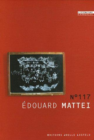 9782070787036: N° 117 (French Edition)