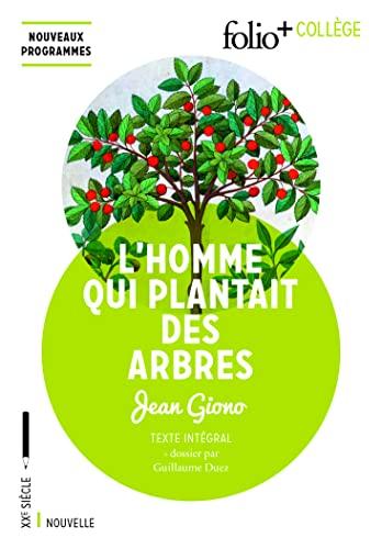 9782070794027: L'homme qui plantait des arbres [Lingua francese]