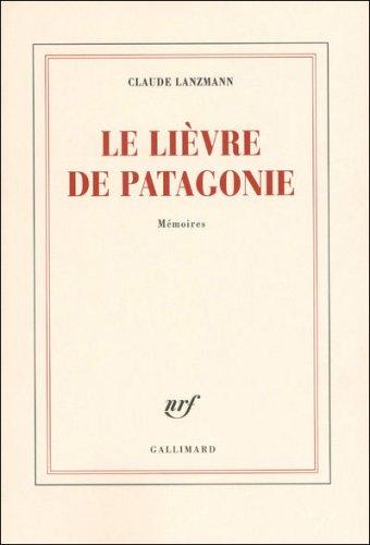 9782072023521: Le lièvre de Patagonie