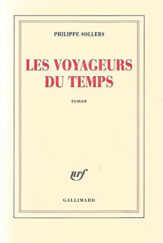 9782072024009: Les voyageurs du temps.