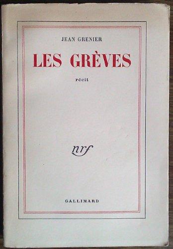 les grèves Grenier, Jean