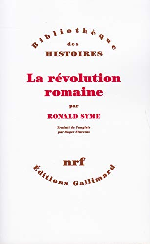 9782072697715: La révolution romaine