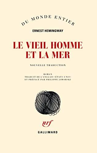 9782072700392: VIEIL HOMME ET LA MER (LE)