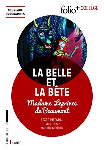 9782072704055: La Belle et la Bête (Folio+ collège)