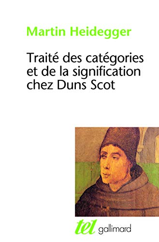9782072709470: Traité des catégories et de la signification chez Duns Scot