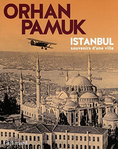 9782072720291: Istanbul: Souvenirs d'une ville