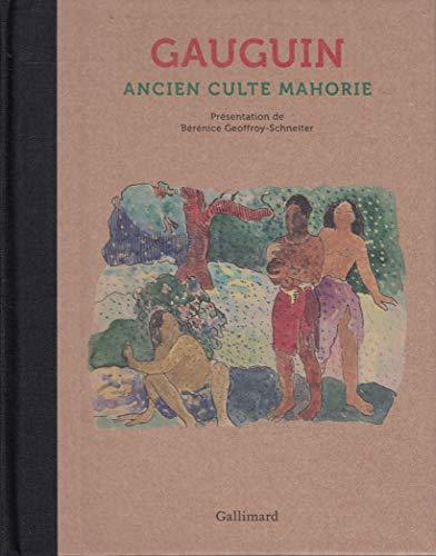 Ancien Culte mahorie: Gauguin,Paul