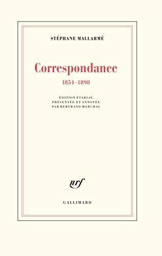 9782072826412: Correspondance: (1854-1898)
