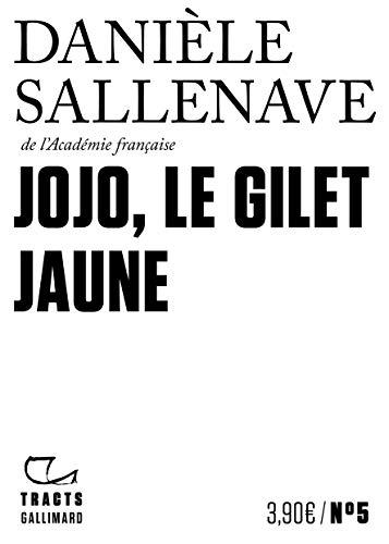 9782072859823: Jojo, le Gilet jaune