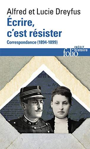 9782072865480: Écrire, c'est résister: Correspondance (1894-1899)