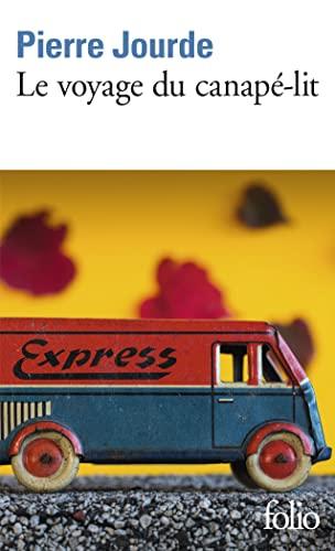 9782072875311: Le voyage du canapé-lit