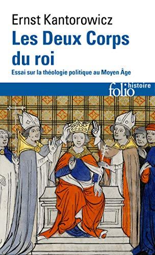 9782072878091: Les Deux Corps du roi: Essai sur la théologie politique au Moyen Âge