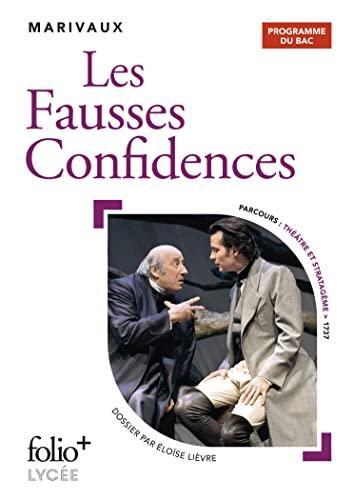9782072900228: Programme du Bac : Les Fausses Confidences