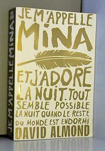 9782075019873: Je m'appelle Mina