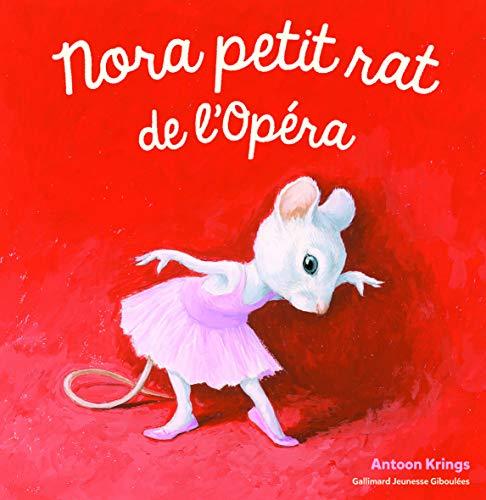 9782075075244: Les Drôles de Petites Bêtes - Nora Petit Rat de L'Opera - Dès 3 ans