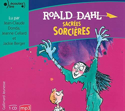 9782075075572: Sacrées Sorcières + cd