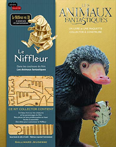 HARRY POTTER KITS COLLECTOR NO.05 : LE NIFFLEUR: COLLECTIF