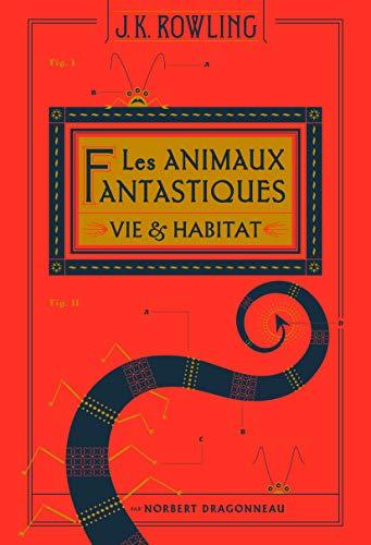 9782075085151: Les animaux fantastiques: Vie et habitat des Animaux fantastiques (French Edition)