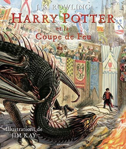 9782075090384: Harry Potter, IV : Harry Potter et la Coupe de Feu