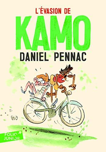 9782075090841: Une aventure de Kamo 4. - L'évasion de Kamo - Folio Junior - A partir de 10 ans