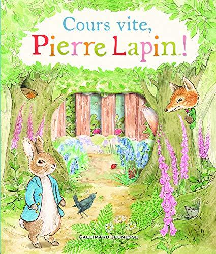 9782075096539: Cours vite, Pierre Lapin ! - Beatrix Potter - Les Livres animés de Pierre Lapin - De 2 à 3 ans