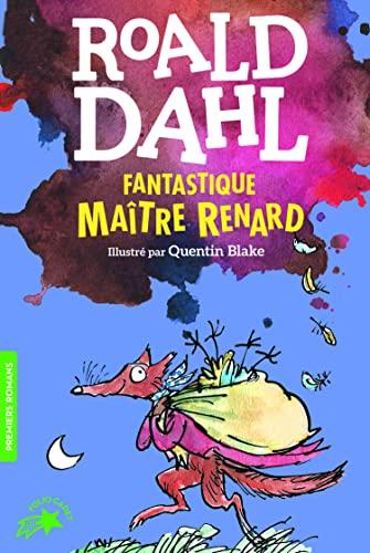 9782075097109: Fantastique Maître Renard (Folio Cadet premiers romans)